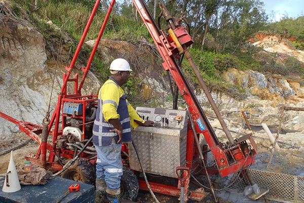 Derwent Geoscience Fiji Mineral & Geotechnical