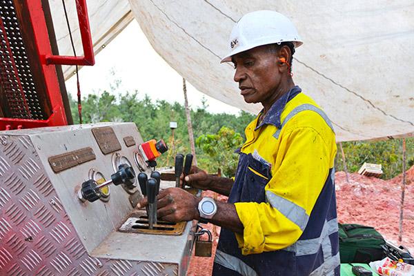 Derwent Geoscience Fiji Equipment