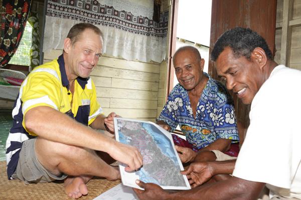 Fiji Geology Consultation